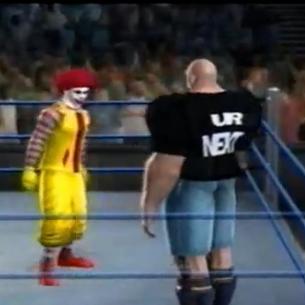Ronald McDonald and Austinberg