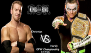 OPW King of the Ring poster