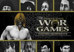 Tcw 32 war games torneo serpiente poster by dapowercat316-d5h3xcg