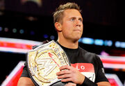 Miz WWE Champion Extreme Rules 2011 crop 340x234