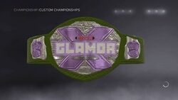 ACW Glamor X Championship V2