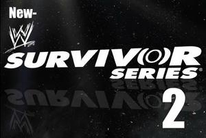 New-WWE Survivor Series 2