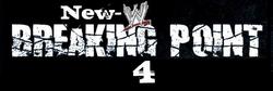 New-WWE Breaking Point 4