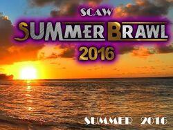 SCAW Summer Brawl 2K16