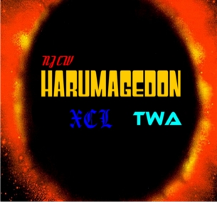 NJCW Harumagedon 2009 Poster