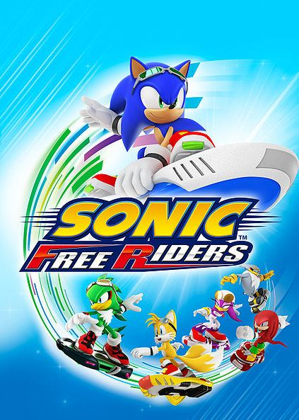 sonic riders 3 Gallery