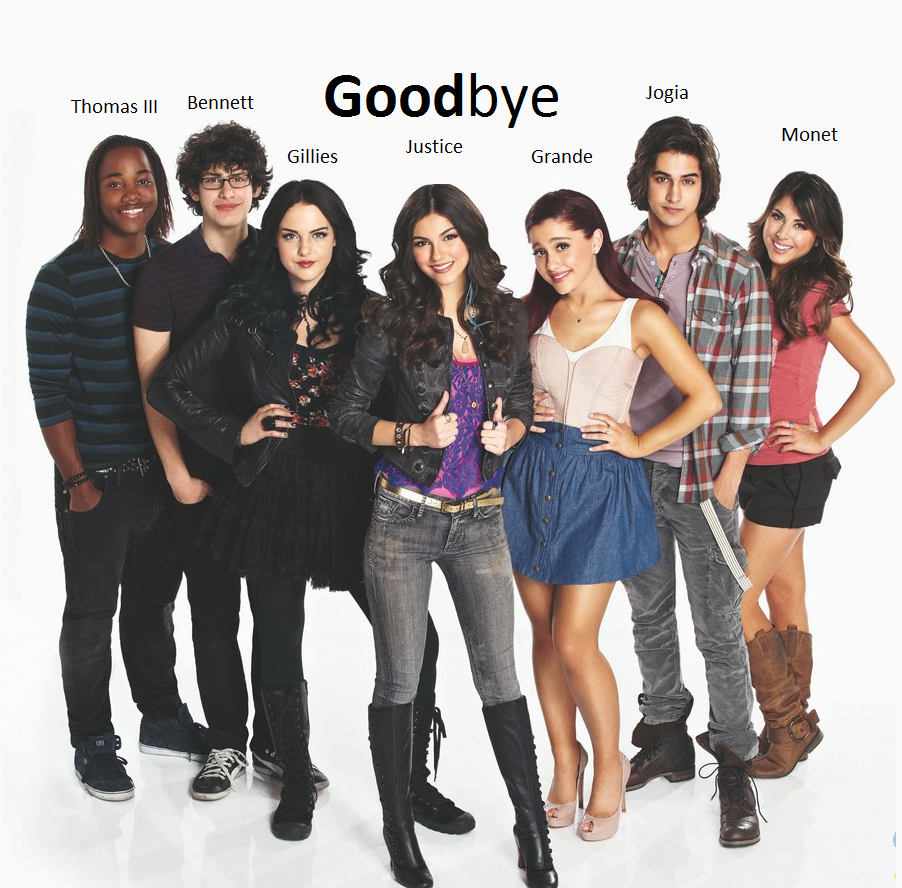Single By Victorious Cast Goodbye (victorious: The Movie Song) Ceauntay  Gorden's Junkplace How