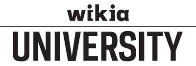 Wikia University full