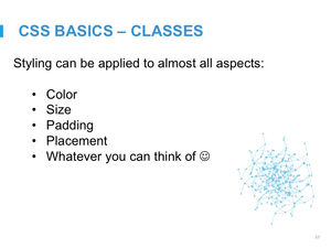 Intro to CSS Slide24