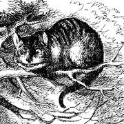 Cheshire Cat Tenniel
