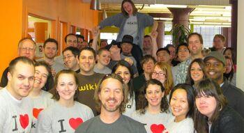 Wikia staff
