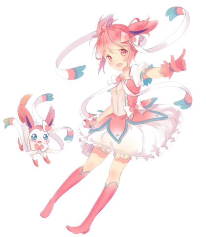 File:Pokemon sylveon render by lraskie-d6xzmsm.png