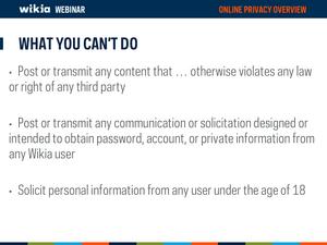 Online Privacy Webinar Slide12