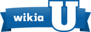 Wikia University logo large blue