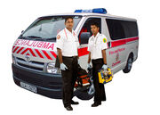 Lanka ambulance