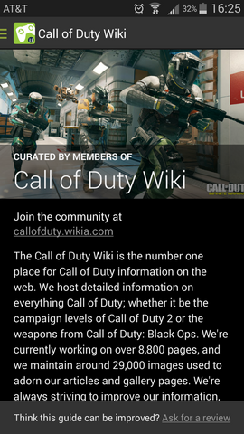 File:CoD wiki info screen Android.png