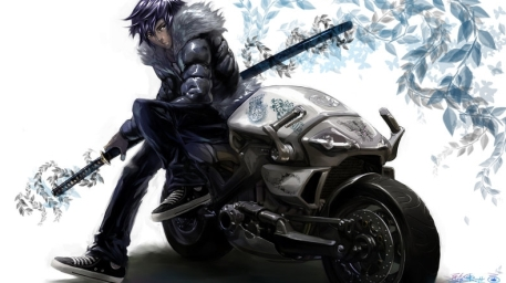 File:R169 457x256 3593 Jotaro 2d portrait anime bike picture image digital art.jpg