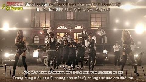 Vietsub + Engsub + Kara TVXQ DBSK (동방신기) - Something