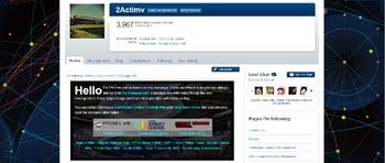 PrntScr User Page 2Actimv