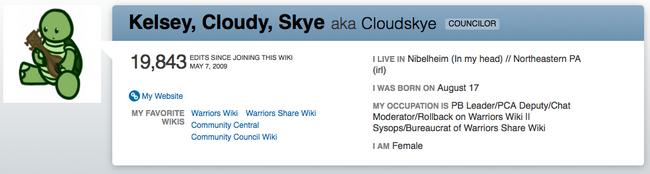 User-Cloudskye