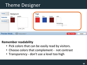 Design & Promotion Tips Slide10