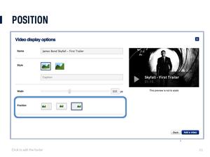 Video webinar Slide22