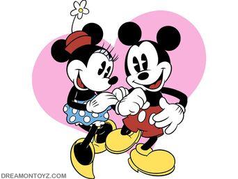 Mickey minnie mouse1024x768-2