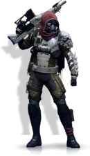 T3CHNOCIDE Destiny Hunter