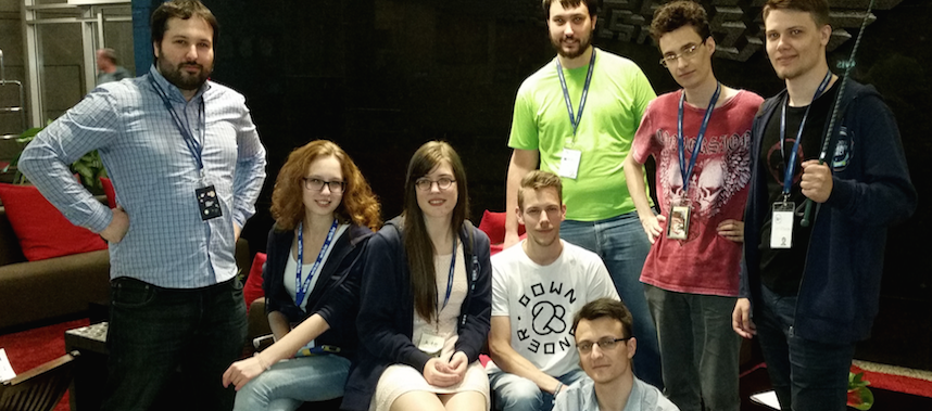 Staff Blog - Introducing the International Volunteer Team