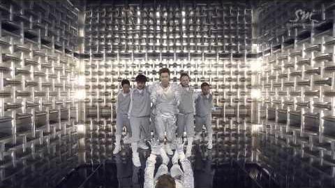 TVXQ - Catch Me - MV - DBSK 동방신기 東方神起 - Music Video