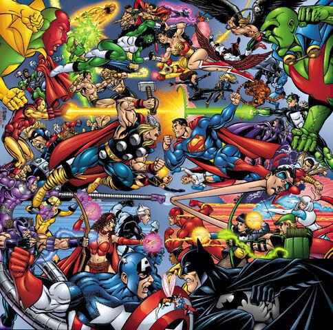 File:Avengers vs JLA.jpg