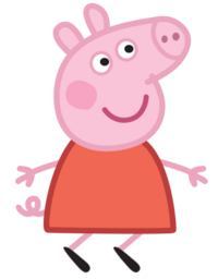 Ukrainian TV Portal Template Peppa