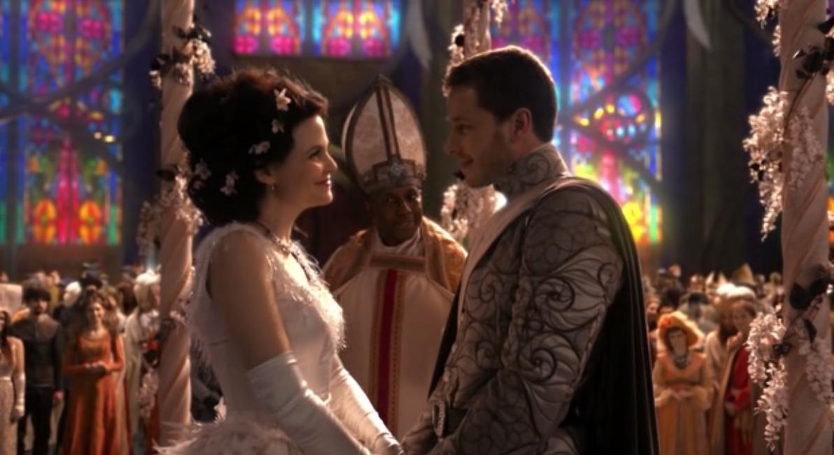 Matrimonio Principe Azzurro : Biancaneve e david c era una volta once upon a time
