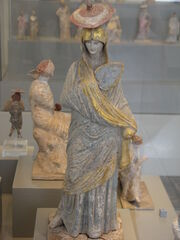 Altes Museum-Tanagra-lady with fan.jpg