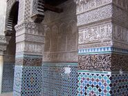 MoroccoFesMedrassa small