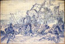 Infante D. Henrique na conquista de Ceuta.png