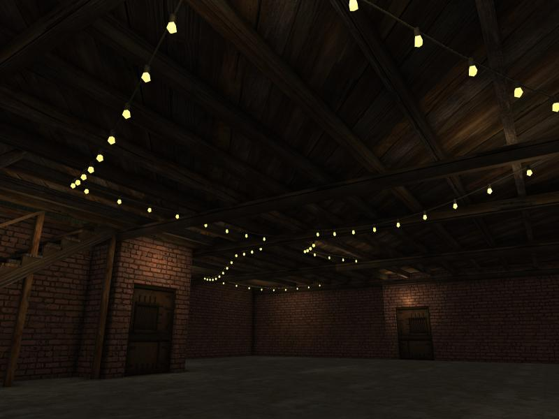 Image - Basement - Ceiling Lights - Mom s - String Lights.jpg Champions Online Wiki Fandom ...
