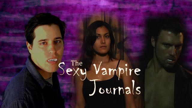 The Sexy Vampire Journals