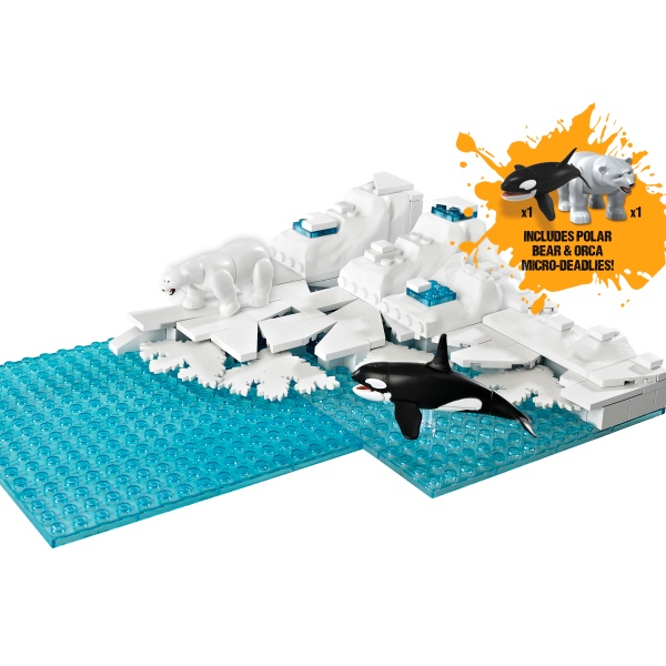 how to build lego usable household items