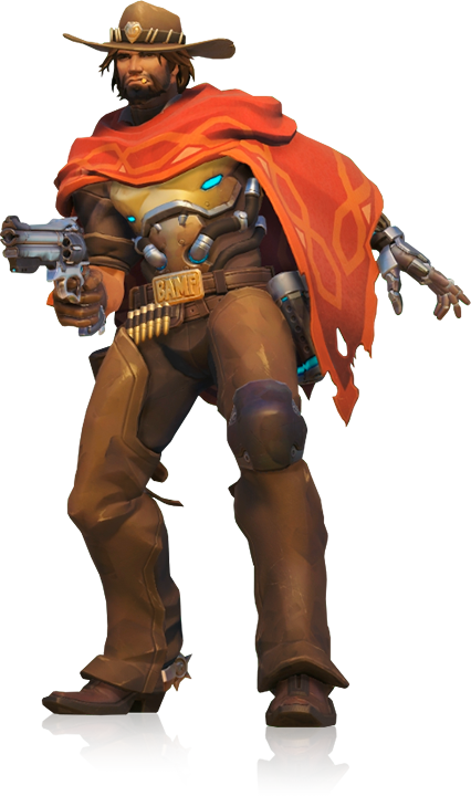 Mccree Character Profile Wikia Fandom Powered By Wikia