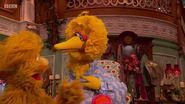 Furchester Hotel Big Bird Surprise Colonel Mustard