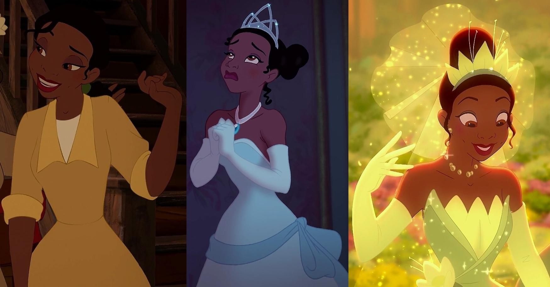 Tiana Disney Fictional Characters Wiki Fandom