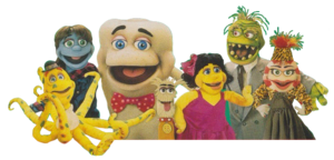 Timmy the Tooth with the Muppets