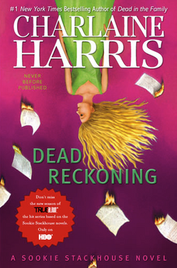 Charlaine harris dead reckoning