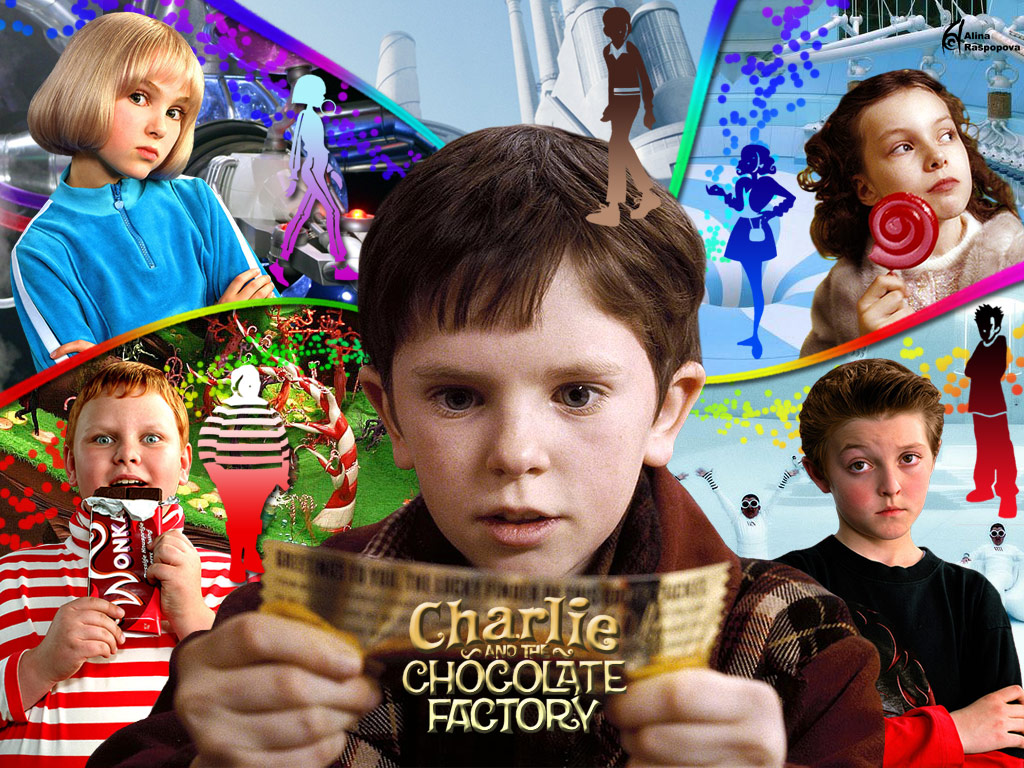 Willy Wonka And The Chocolate Factory Full resolution
