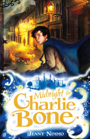Midnight for Charlie Bone UK