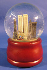 Kyle brody's snow globe
