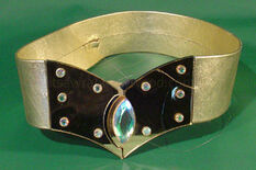Golden belt of gea