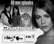Charmed promo season 1 ep. 6 - The Wedding From Hell