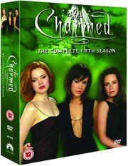 Charmed DVD S5 Region2